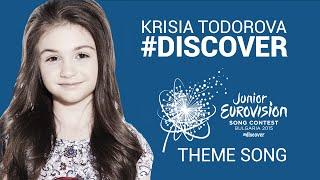 Krisia Todorova - #Discover (Lyrics)