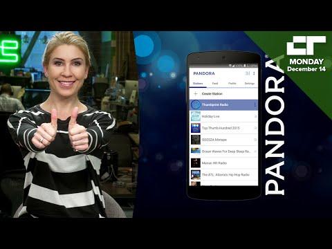 Pandora's Thumbprint Radio Is Your True Station | Crunch Report