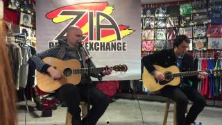 Smashing Pumpkins - Stand Inside Your Love Acoustic Live At Zia Records 12/13/14