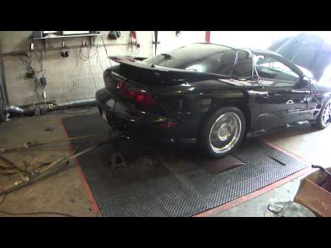 Ms4 cam Trans Am dyno