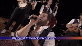Yvelines | Debout sur le zinc rend hommage à Boris Vian