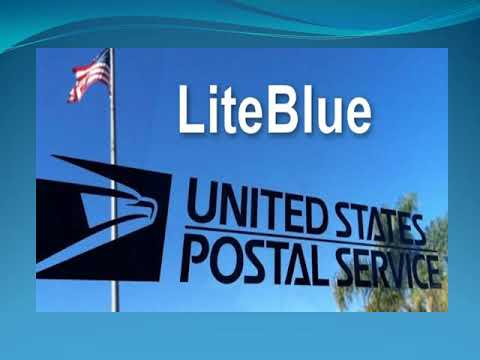 Know How to Login at USPS LiteBlue - YouTube