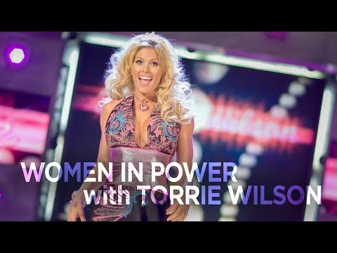 WWE Superstar Torrie Wilson & Elena Cardone - Women in Power