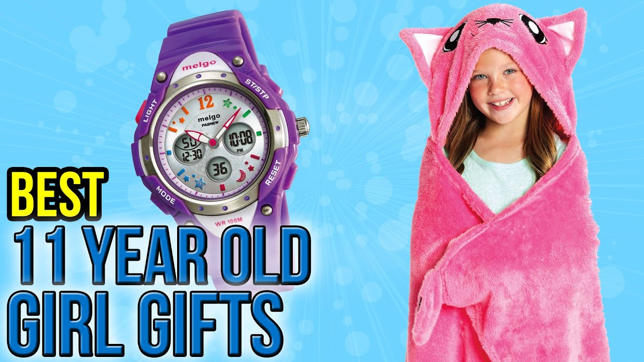 10 Best 11 Year Old Girl Gifts 2016