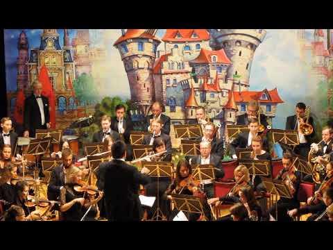 Предновогодний концерт Государственного симфонического оркестра Удмуртской Республики