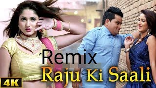 Raju Ki Saali ~ Remix | Saali Raju ki remix | Raju Punjabi | New HR DJ Song 2019 | DJ Raju Jaan flp
