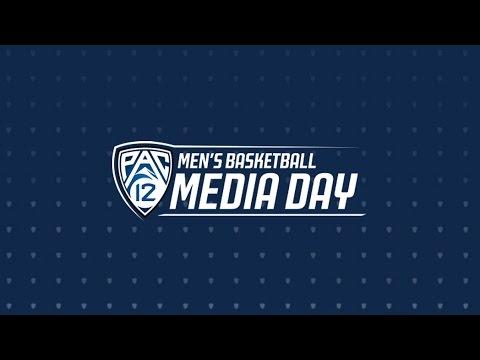2016 Pac-12 Men's Basketball Media Day - Live Podium Stream