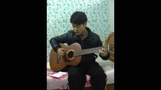 Hơi ấm ngày đông - guitar cover by Leo Thịnh