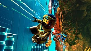 The LEGO NINJAGO Movie Video Game Gameplay (PC)