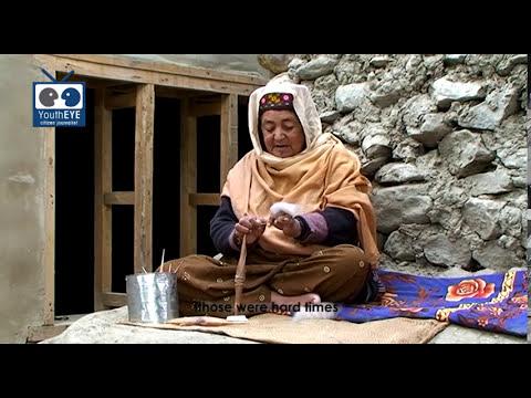 Traditional fabric weaving I Hunza Pakistan