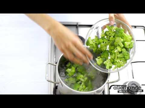 Broccoli-geitenkaasquiche - Allerhande