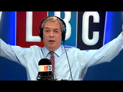 The Nigel Farage Show: Is a second Brexit referendum still possible? LBC - 29th March 2018