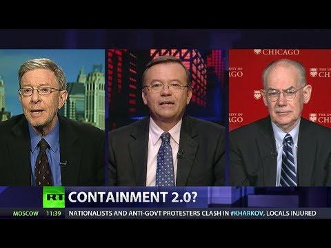 CrossTalk: Containment 2.0? (ft. Stephen Cohen & John Mearsheimer)