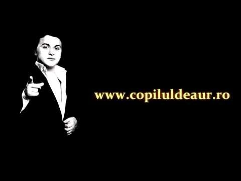 Copilul de Aur - Numai pot iubi (Official Track Colection)