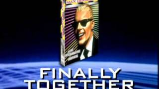Max Headroom: The Complete Series - DVD Trailer
