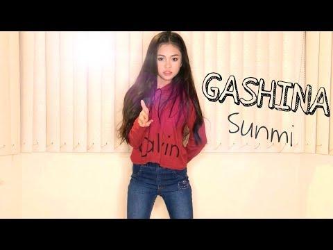 Gashina(가시나) - SUNMI(선미) (Dance cover)   Sophia Zionne