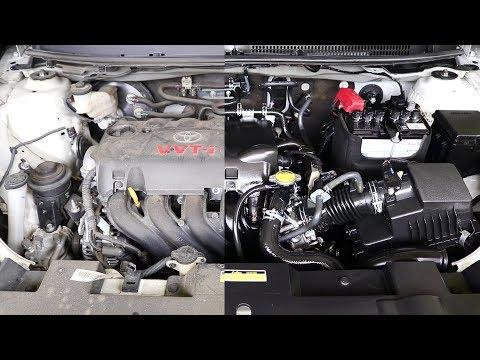 Engine Bay Detailing : Toyota Yaris 2016