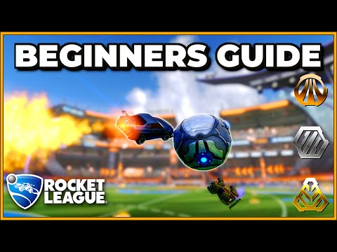 The Beginners Guide To Rocket League
