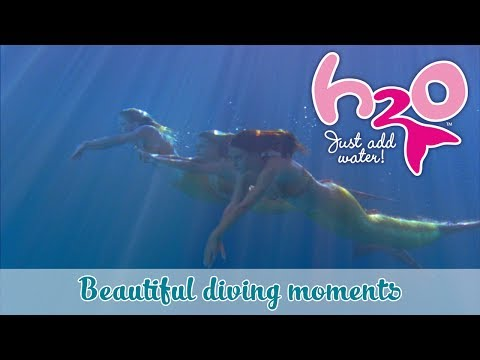 H2O: Just Add Water - Beautiful diving moments
