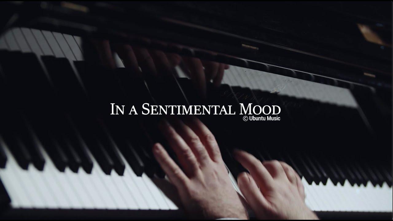 Rob Barron In A Sentimental Mood Youtube