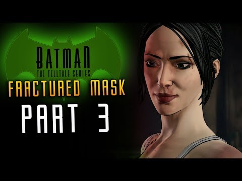 BATMAN Episode 3 Fractured Mask Walkthrough - Part 3 The Mole Discovered (The Enemy Within)