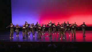 """Armed Forces"" - Beginner Hip Hop 