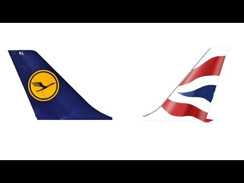 Lufthansa Vs British Airways Fleet Comparison and Types of Aircraft's