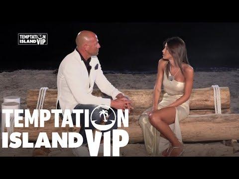 Temptation Island VIP - Nicoletta e Stefano: il falò di confronto immediato