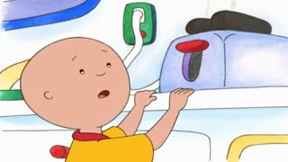 Caillou Full Episodes 🍞 Caillou Burns the Toast 🍞 Cartoon Movie | WATCH ONLINE | Cartoons for Kids