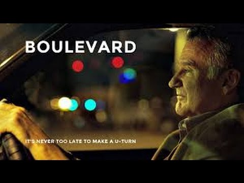 Boulevard 2014 with Robin Williams, Kathy Baker, Roberto Aguire Movie