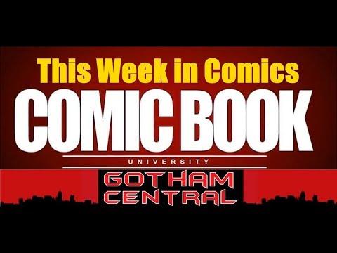 This Week in Comics - Week of 2019-04-03 April | COMIC BOOK UNIVERSITY