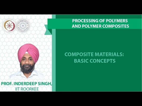 Lecture 14: Composite materials: Basic concepts