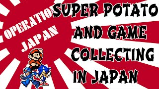 Super Potato and Game Collecting in Tokyo: Operation Japan