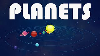 Planets Our Solar System For Kids By Little Buds