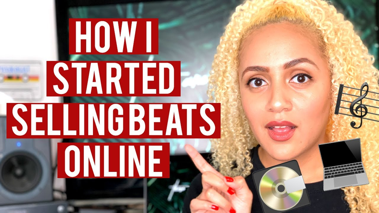 How I Started Selling Beats Online