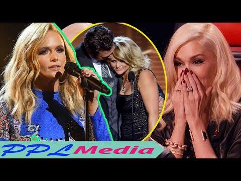 Download Lagu  Gwen Stefani crying when Miranda Lambert spoke the truth, Blake Shelton had never forgotten her Mp3 Free