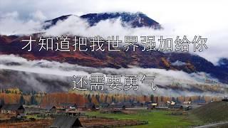 冲动的惩罚 - 刀郎 // punishment for impulsion - daolang LYRIC VIDEO