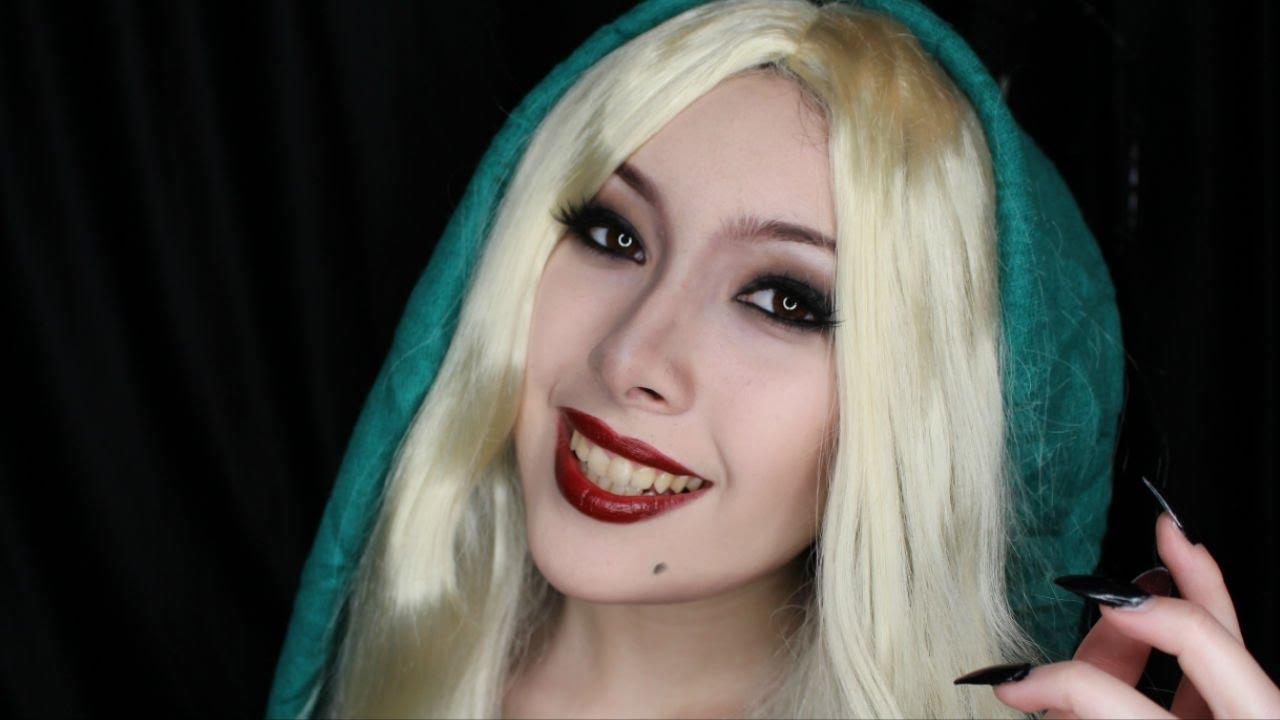 Sarah sanderson makeup
