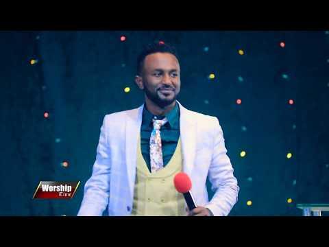 """""""አንተን አንተን አንተን እያልኩኝ ሁልጊዜ እናፍቅሃለሁኝ"""" Amazing Worship Time with Singer Ephrem Alemu thumbnail"""