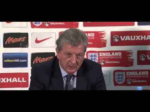 Roy Hodgson appoints Wayne Rooney as England captain