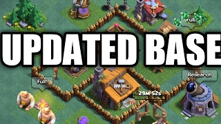 Clash of clans | Best builder base(night mode) for BH lvl 3 | Anti 3 star | Replays of defenses