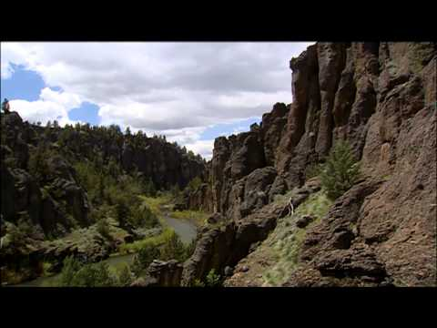 Owyhee Uplands Back Country Byway in Idaho