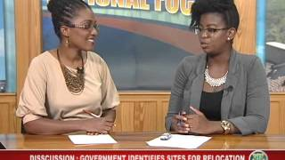 gis dominica national focus for october 12 2015