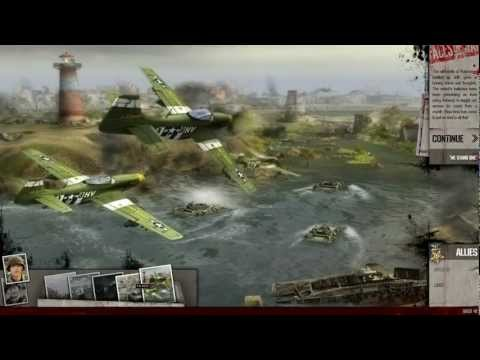 Faces of War - Allied campaign walkthrough - Mission 3 - Walcheren Isle 1/4 [HD] |