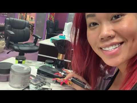 Nail tutorial full video lovelymimi