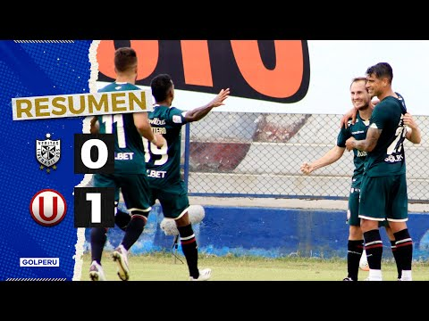 U. San Martin Universitario de Deportes Goals And Highlights
