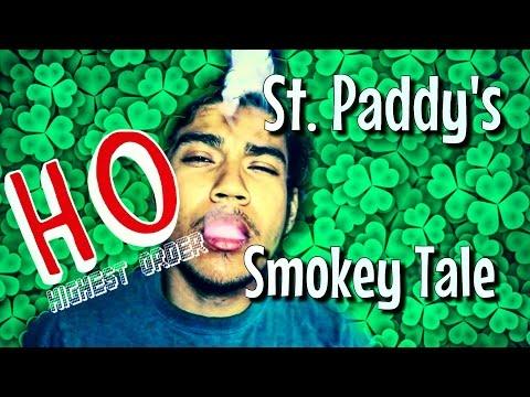 St  Paddy's Smokey Tale (Smoking Weed in Ireland)