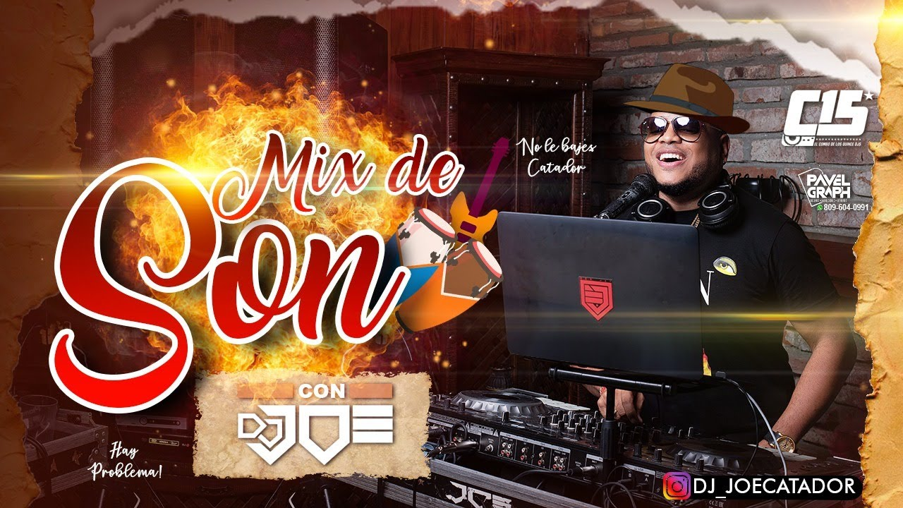 Download Mix de SON Para los Soneros En Vivo Con Dj Joe El Catador #C15