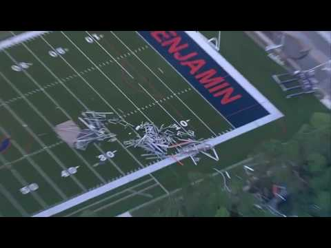 Chopper 5: The Benjamin School hit by severe storms