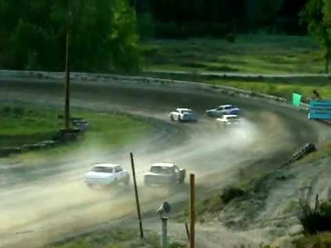 Northport Raceway Street Stock Main Event Part 1 May 9th 2015